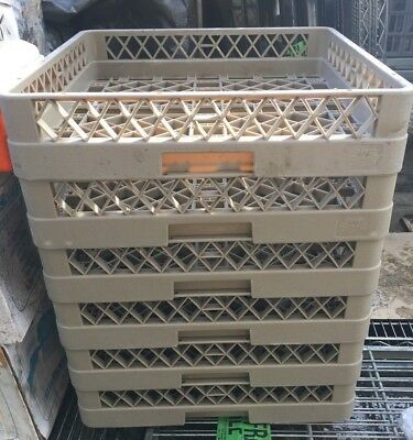 Commercial Dishwasher Rack 1 Of 500 x 500mm