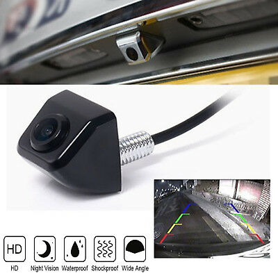 HD CCD Car Rearview Camera back up 170°  Backup Parking Reverse Camera Black