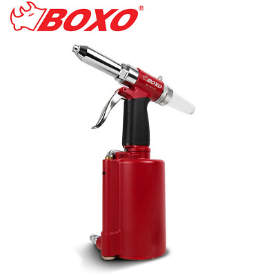 "Boxo 3/4"" Durable & Reliable Air Hydraulic Riveter Small Compact Body NA-RH1000"