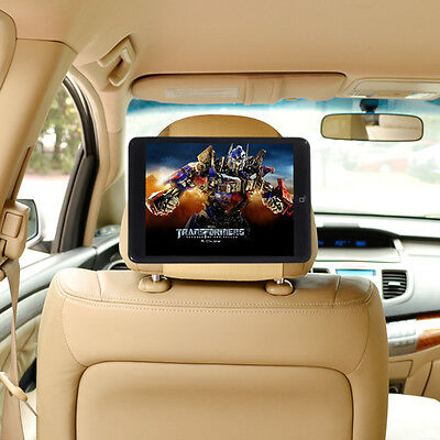 i Pad Mini Car Headrest Mount Strap Holder i Pad Mini Case Safe for Kids