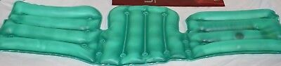 Instant Reusable Heat Pack Neck & Shoulder Warmer Green 8x18 Made in USA