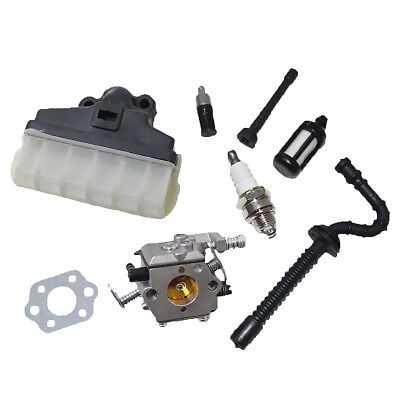 Spark Plug Air Filter Fuel & Oil Line Filter for STIHL MS210 MS230 MS250 025
