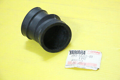 Genuine Yamaha RX100 RX125 Air Cleaner Joint NOS. 1V1-14453-00