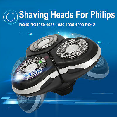 RQ12 Shaving Head Replacement For Philips Norelco SensoTouch 3D RQ1050 Shaver