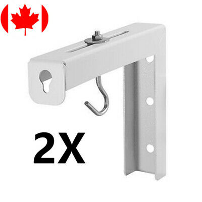 Adjustable Projector Screen L-Bracket Mount Wall Hanging Mount Projection Screen