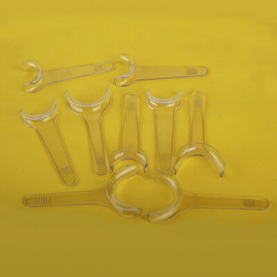 10x Mund öffner Wangenhalter Lippenhalter Dental Cheek Retractor Mundspanner