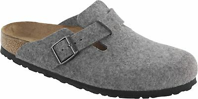 Birkenstock  Boston BS wool grey