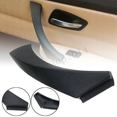 Right Inner Door Handle Outer Panel Trim Cover For BMW E90 3 Series 51419150336