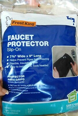 New Frost King Fc3 Slip On Winter Outdoor Faucet Cover Protector