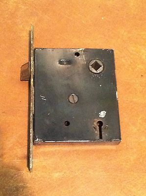 Antique Vintage Mortise Lock Door Latch