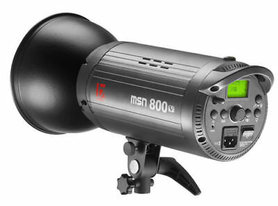 Jinbei MSN 600V Studio Flash 1/8000s High Speed Sync is Upgraded of MSN II 600