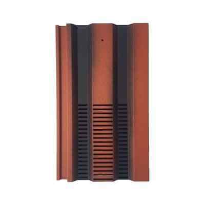 Roof Tile Vent To Fit Redland 49, Marley Ludlow Plus | 15 x 9 | Farmhouse Red