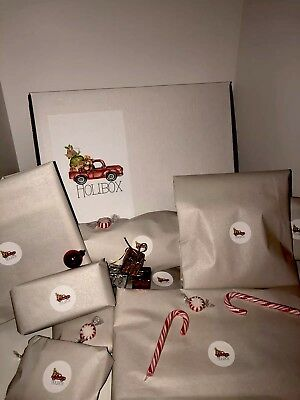 Christmas in a Box- Free Shipping