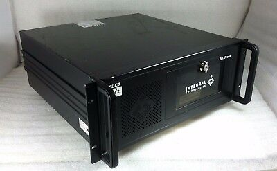 Pelco DS-R16-1000 Realvue DS Express Integral Technologies Security DVR BNC