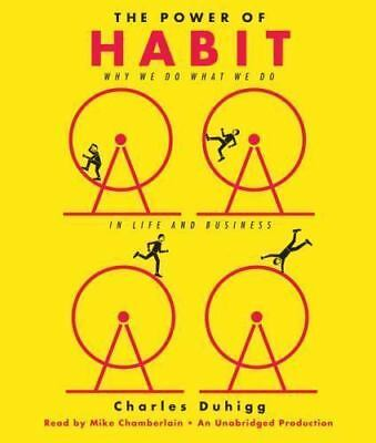The Power of Habit by Charles Duhigg (FAST DELIVERY)(Audiobook + digital book)