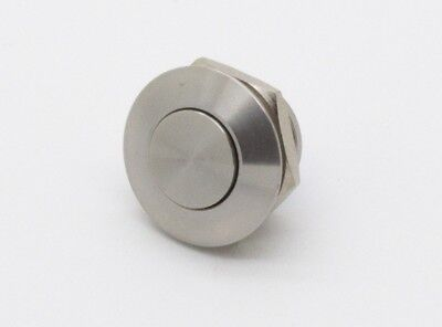 ATI-1201 12mm Clicky Low Profile PushButton Switch Shallow Depth