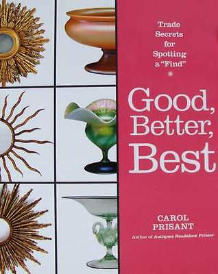 Book/guide : Good Better Best > Antiques, Collectibles, Vintage