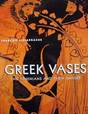 BOOK/GUIDE : Greek Vases : The Athenians and Their Images (antique vase)