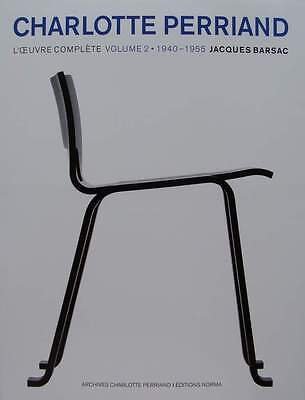 FRENCH BOOK : CHARLOTTE PERRIAND 1940 - 1955 volume 2