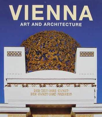 BOOK/GUIDE : VIENNA - Art & Architecture