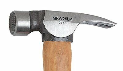Estwing MRW25LM Framing Hammer with Wood Handle - Triple Wedge,  25 oz, New