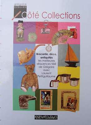 FRENCH BOOK/GUIDE : Antiques, Collectibles ...