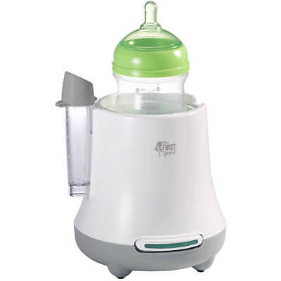 The First Years Quick Simple Serve Baby Bottle Warmer w/ Auto Shut Off - 628