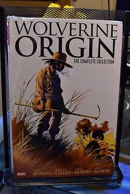 Wolverine Origin The Complete Collection Marvel Deluxe Hardcover New Sealed HC