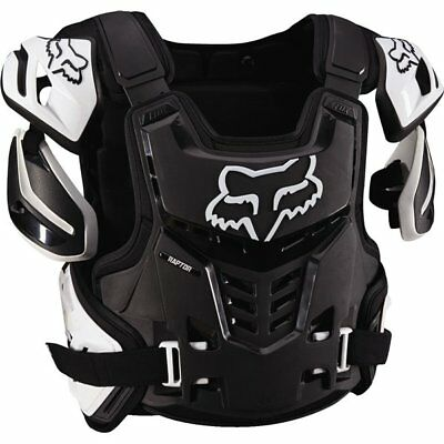 Fox Racing Raptor CE Roost Deflector Motorcycle Protection