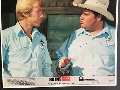 Silent Rage Chuck Norris as Sheriff Stevens Stephen Furst 1982 movie photo 642