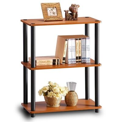 For Home Room Kitchen Furniture Storage 3Tier Shelf Display Rack Stand Bookcase