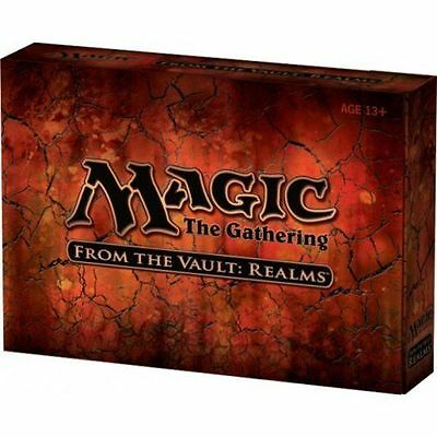 MTG Magic the Gathering FROM the VAULT: REALMS.  New, Sealed.