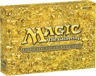 MTG Magic the Gathering FROM the VAULT: LEGENDS.  New, Sealed.