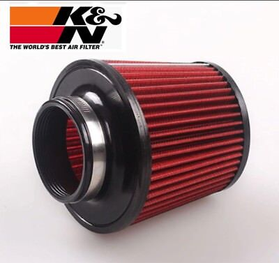 "K&N Universal Air Filter 76mm 3"" Brand New"