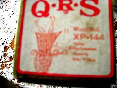 VTG, QRS Player Piano Music Roll  XP-144 Funny Girl Medley, by Brian William