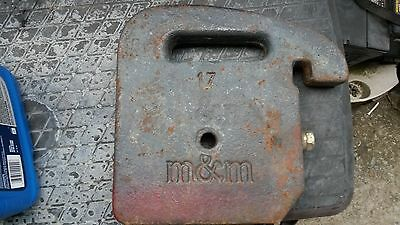 tractor suitcase weight