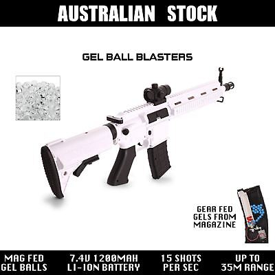 Toy Water Gel Balls Blaster Toy Water Gun HK416 100% AUS Stock IN STOCK