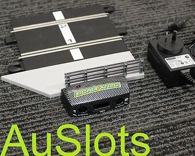 Scalextric C8530 Power base and Latest type P9402W Power Supply plug