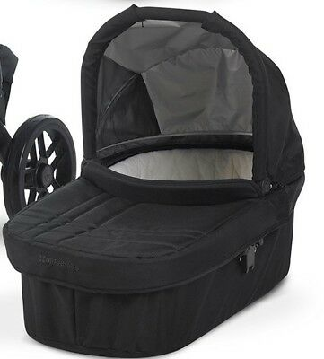 UPPAbaby Bassinet for 2010 - 2014 Vista Stroller - Jake - Black - Brand New