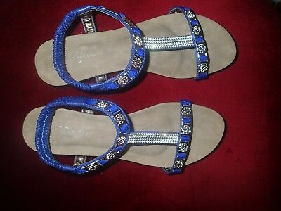 Sandals Wedge - Augi Shoes