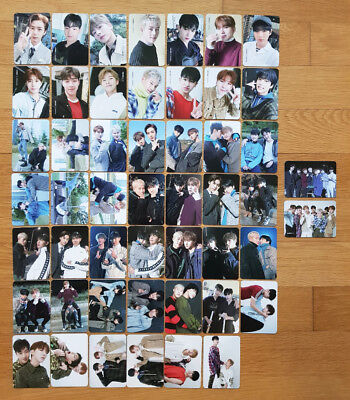 MONSTA X Mini 5th The Code Album DRAMARAMA Officail Photocards Select Member