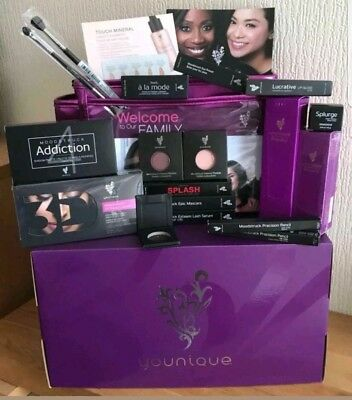 ***younique presenter kit £348 worth for just £69!!!***