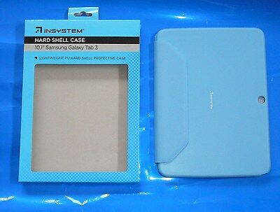 "10.1"" Samsung Galaxy Tab 3 Lightweight PU Hard Shell Protective Case -RRP $25.00"