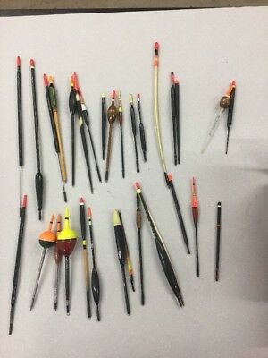 30 Assorted Vintage Fishing Floats