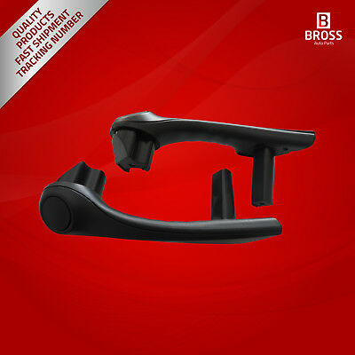 Front Inner Door Handle Grip Black 7701475315-16 for Renault Megane MK2 02-2005