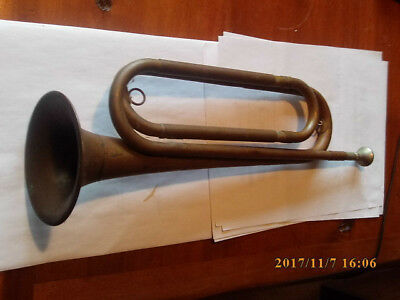 Vintage Rexcraft Official Bugle Boy Scouts Of America