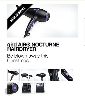 ghd AIR® NOCTURNE HAIRDRYER