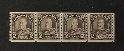 Canadian Stamp #182 Strip of Four MNH/MH  $120
