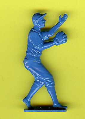 Vintage CRACKER JACK / Nosco Baseball Player OUTFIELDER flat stand-up figure