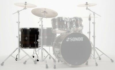 Sonor SSE 17 Special Edition 16x16 Floortom Ebony Stripes DEAL!!!